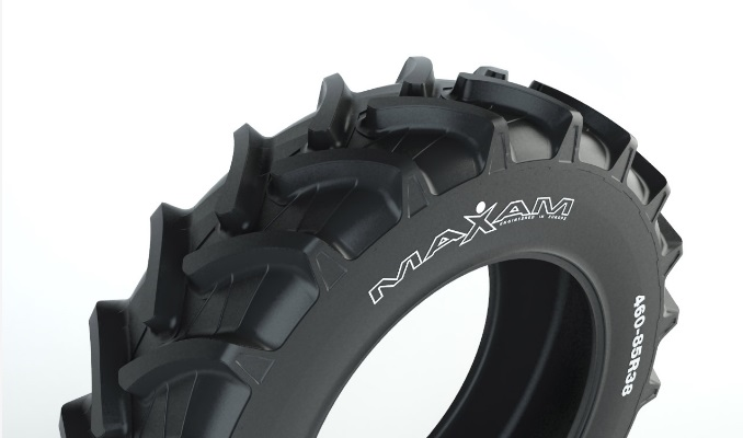 Meet the MS951R Agrixtra R1W: A Rear Farm Tire From Maxam