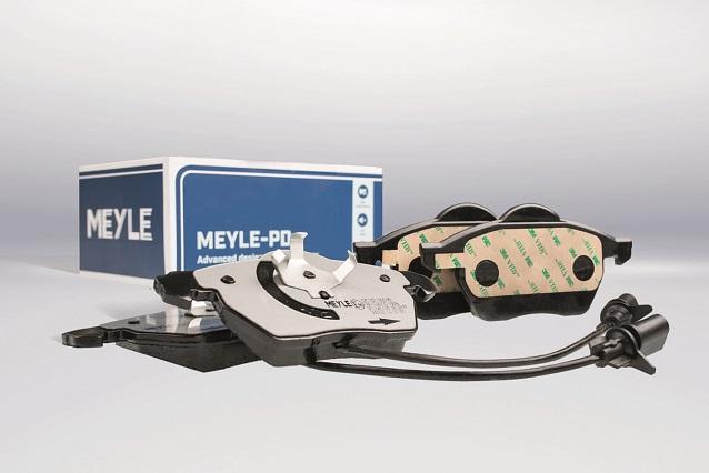 Meyle Releases Next-Generation Performance Brake Pads