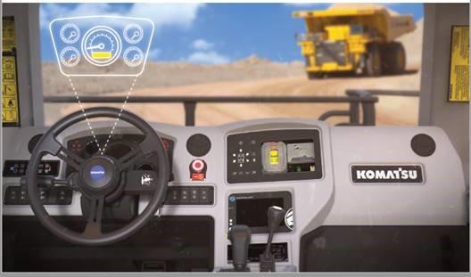Komatsu Picks Michelin Earthmover Management System