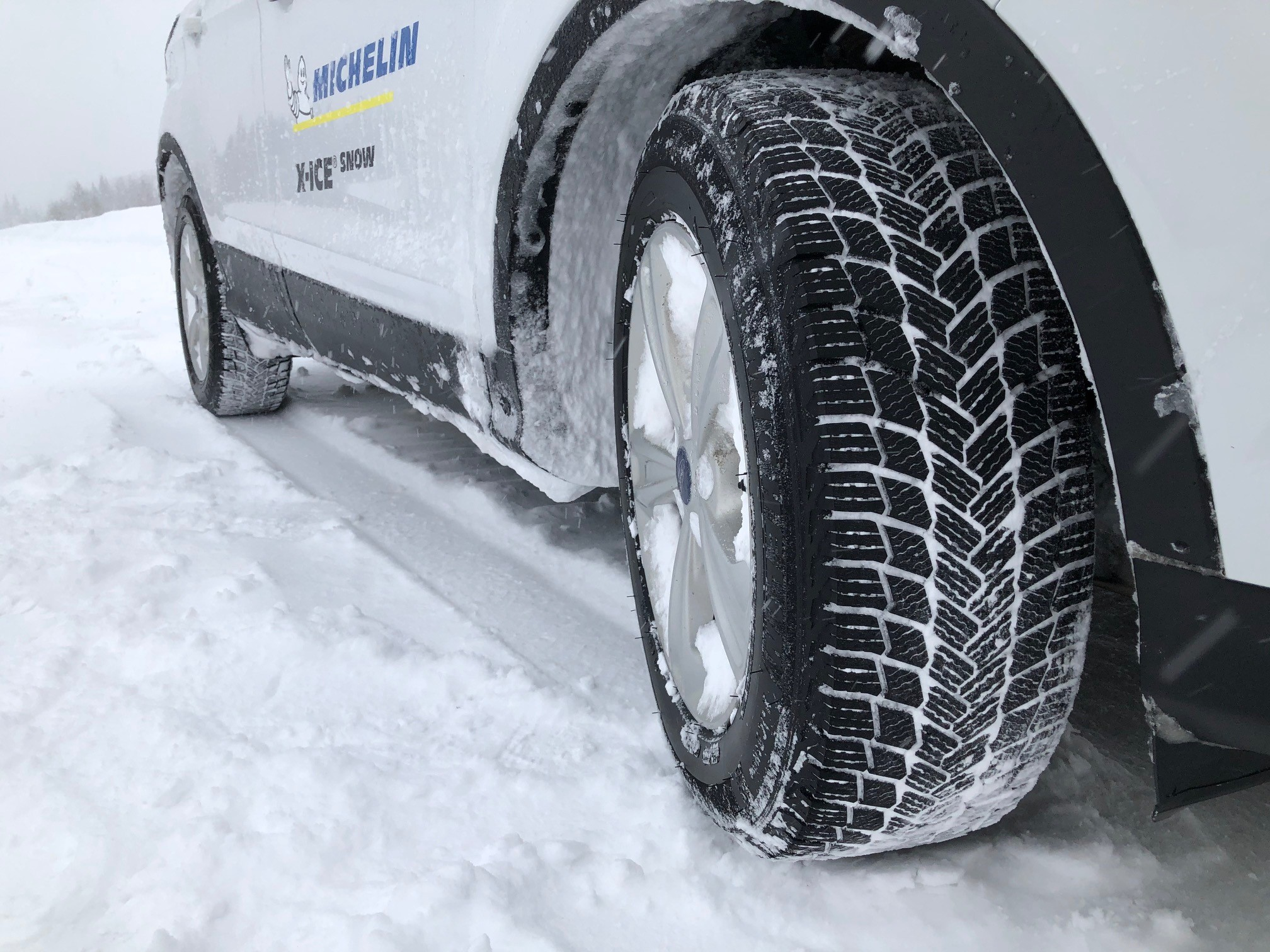 Michelin Refreshes Winter Tire Line With New X-Ice Snow Tire