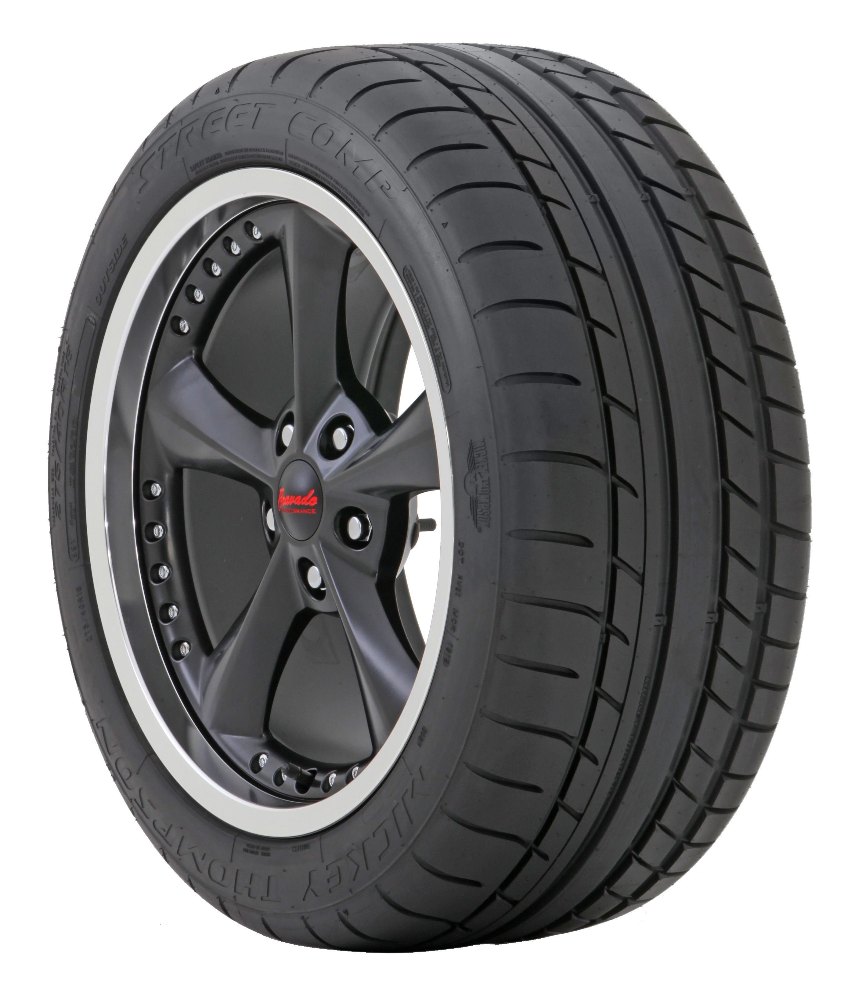 MT Street Comp: a 'racing' tire for the street