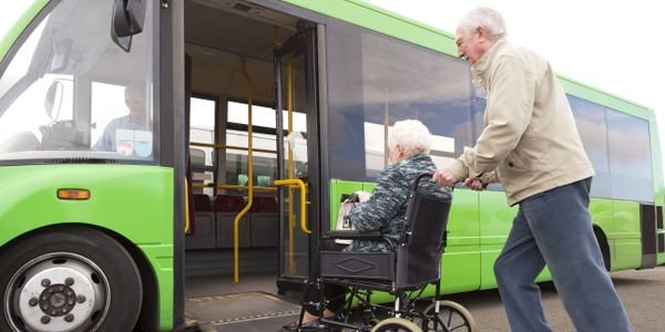 A key driver to the increased demand for accessible transportation is an aging population that...