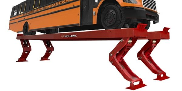 The Vertical Rise Lift ranges in capacity from 33,000 to 99,000 pounds and is available in...