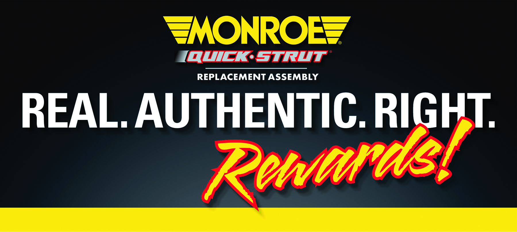 Monroe launches 'Real Rewards' promotion
