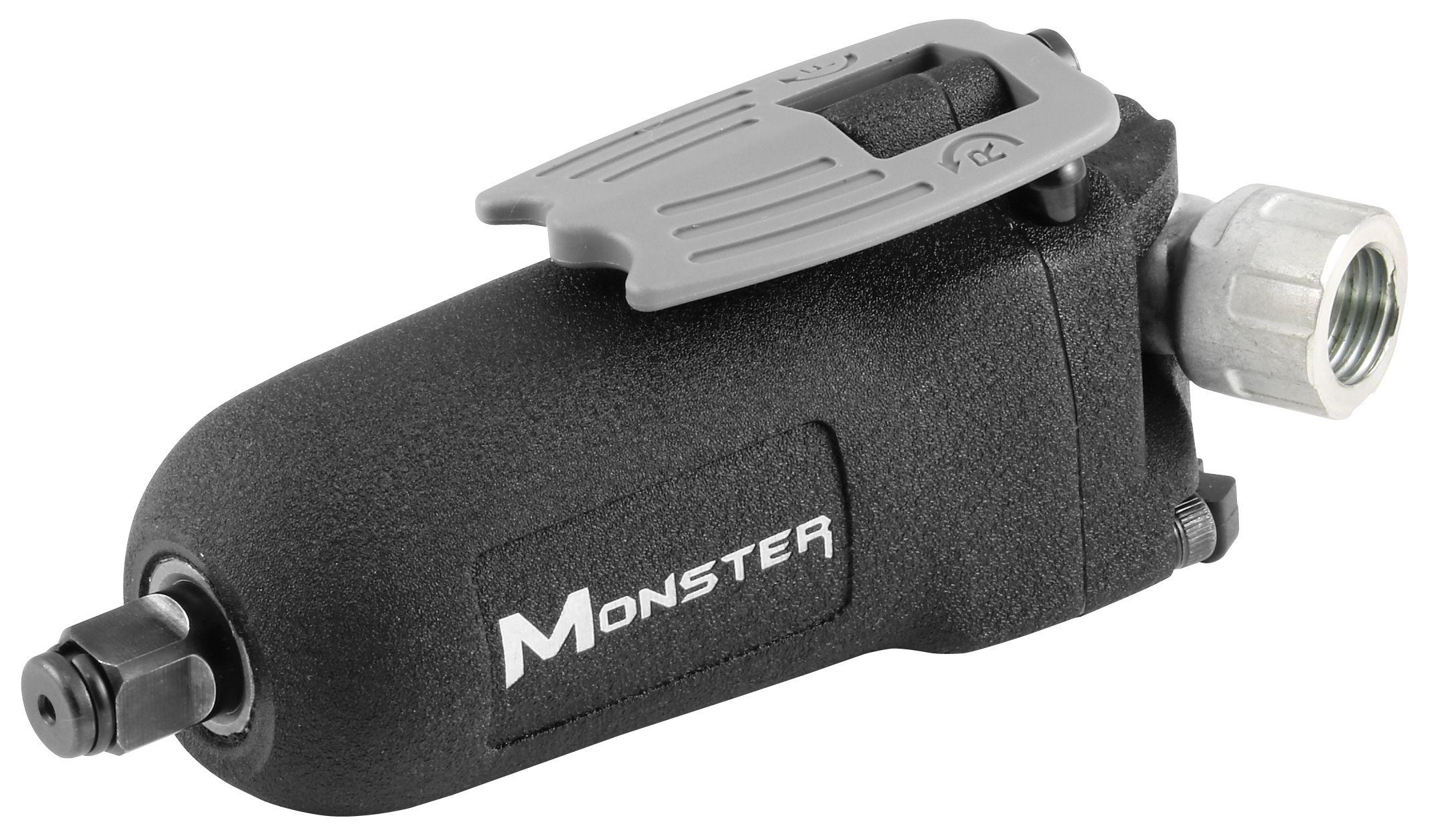 Monster brand updates mini impact wrench