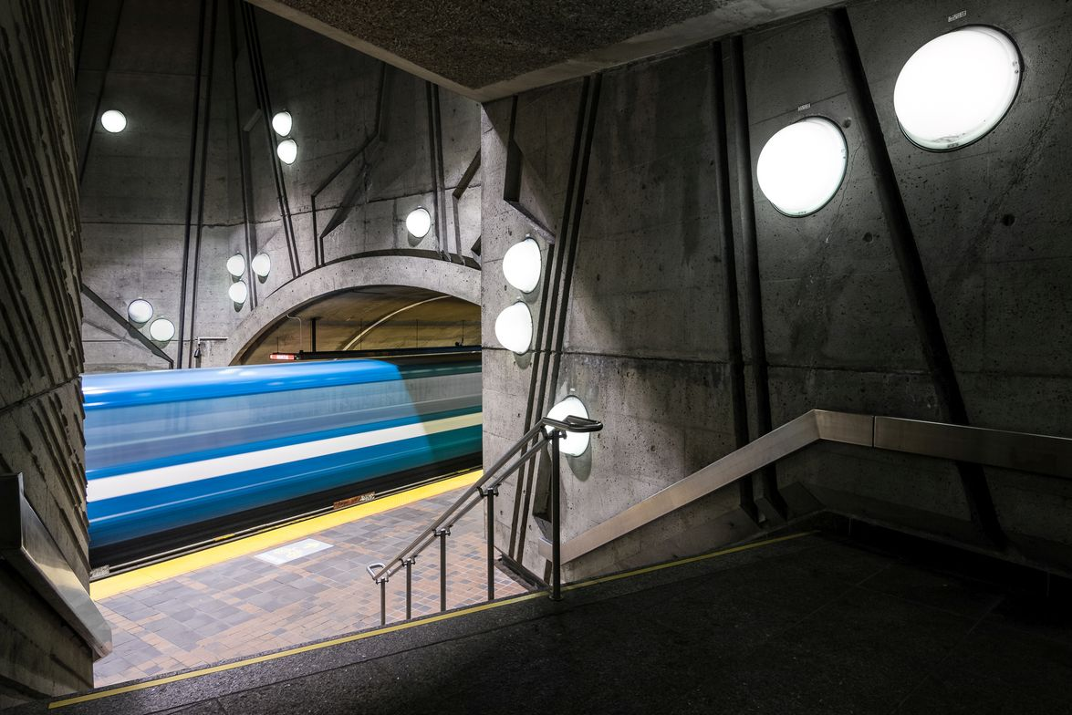 The Montreal Metro is North America's third-busiest Metro -- delivering 1.2 million passenger...