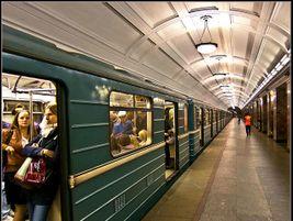 Moscow Metro. Photo: Alberto Carrasco Casado/Flickr