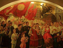 MoscowMetro Kievskaya Station. Photo: dmytrok/Flickr