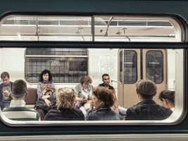 Moscow Metro. Photo: Christopher Michel/Flickr