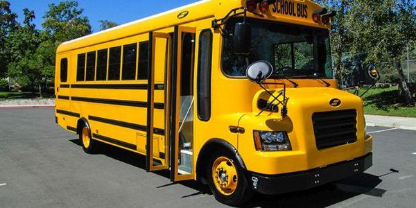 Triad Community Unit School District #2 in Troy, Ill., ordered three Motiv-powered electric...