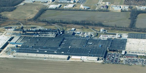 Continental's plant in Mount Vernon, Ill., started making tires again on April 27.