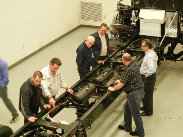 Propane Tech Training Earns Automotive Industry Award