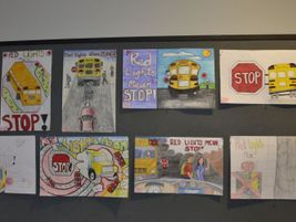 The sharp drawing skills of students across the U.S. were showed off among the finalists in the...