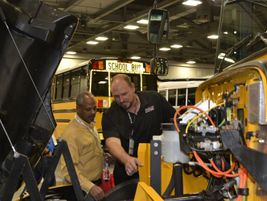 Lloyd Givens, maintenance manager at Special School District of St. Louis County in Mo....