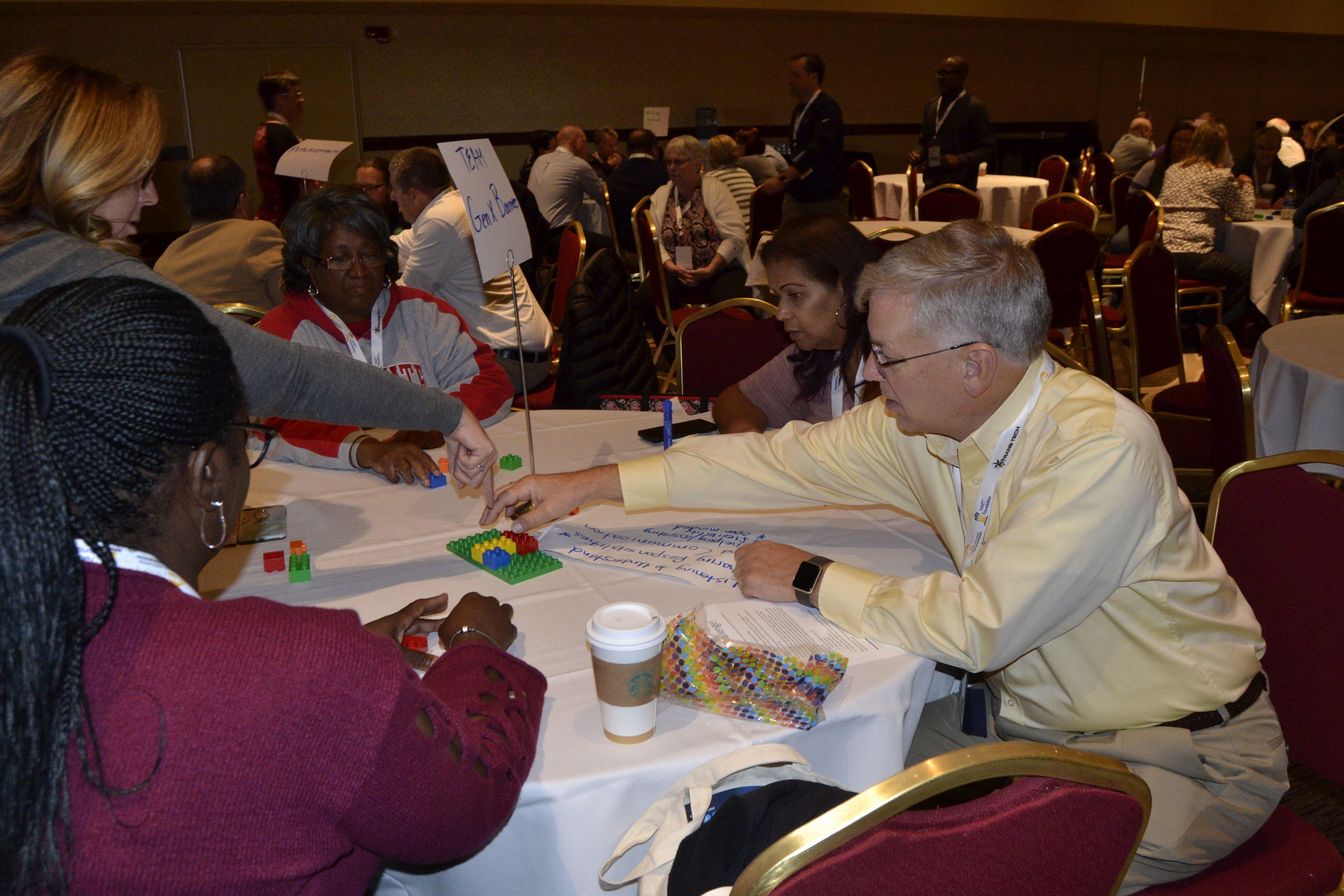 NAPT Conference Spotlights Teamwork, Inclusiveness