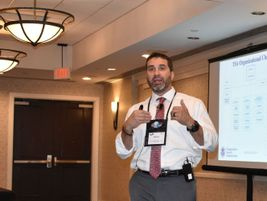 David Cooperof the highway surface policy division at the Transportation Security...