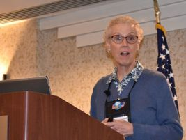 Jan Moore, the assistant director of the National Center for Homeless Education, detailed laws...