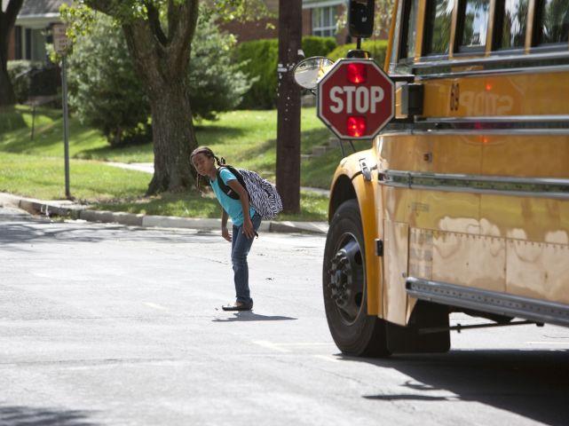 PSA Promotes School Bus Safety on Kentucky Airwaves