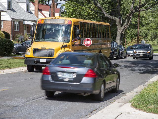 Spike in School Bus Stop-Arm Violations Seen in Penn. Town