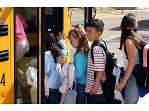 A new resource from NHTSA provides steps for designating school bus stops and supporting safe pedestrian behavior by students between their homes and bus stops.