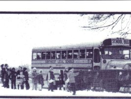 """Another photo submitted by Ray Gesaman of Northwest Local School District. """"Pictured here is bus..."""