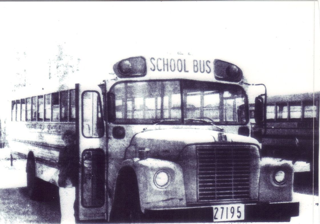 "This is bus 19 from Northwest Local School District in Ohio circa 1972. ""This bus is a 1972 IH..."