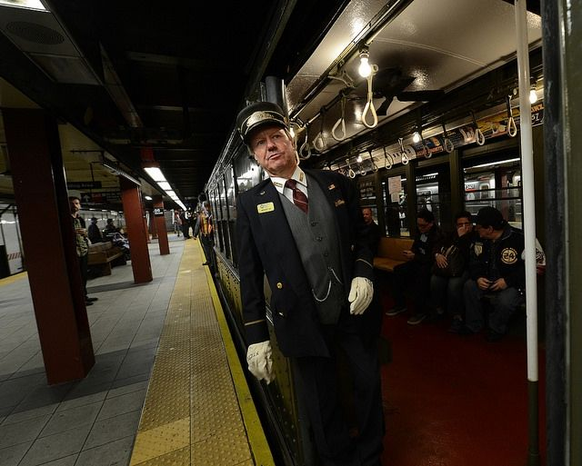 As part of the commemoration of the New York subway's 110th anniversary, MTA New York City...