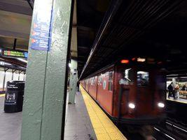 NYCT Nostalgia Trains Mark Subways' 110th Anniversary