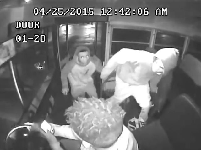 3 teens charged with stealing school bus