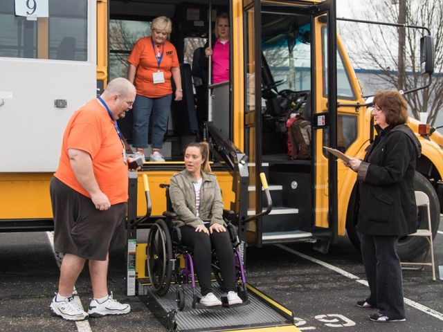 Texas School Bus Team Wins Special-Needs Competition