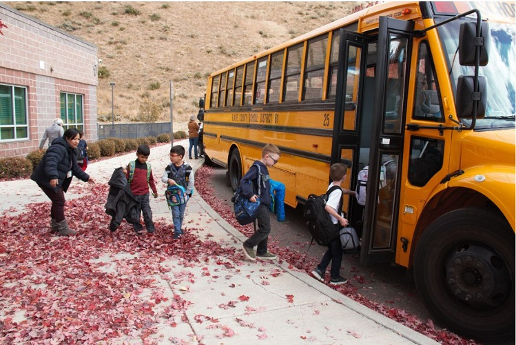 PHOTOS: National School Bus Safety Week 2019 in Pictures