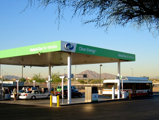Diesel Gallon Equivalent Standard Adopted for Natural Gas Sales
