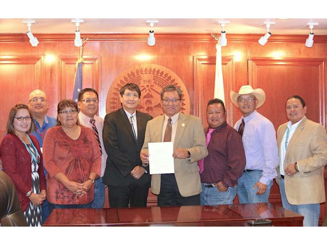 Navajo Nation Names October School Bus Safety Month