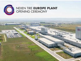 Nexen Celebrates the Opening of Its New Factory in Europe