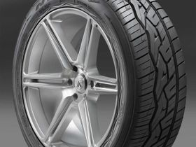 Nitto Introduces NT420V Luxury All-Season Truck and SUV Tire