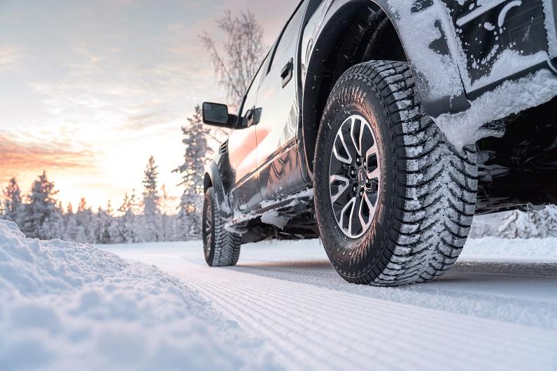 Nokian Unveils Premium Winter Tire for Light Trucks