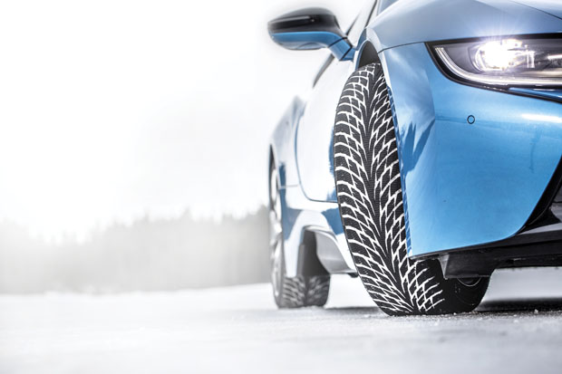 Dealers Are Buried in Winter Tire Inventory
