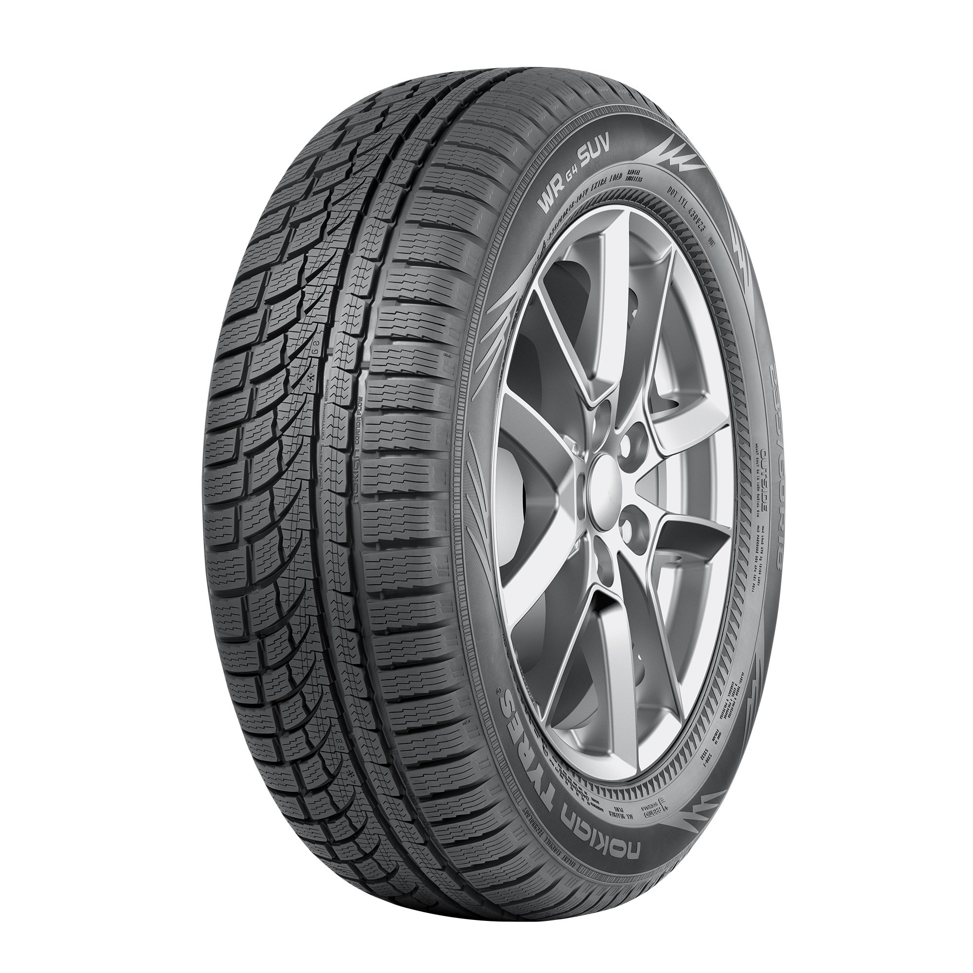 Nokian WR G4 SUV Tire Is Designed for North American Roads