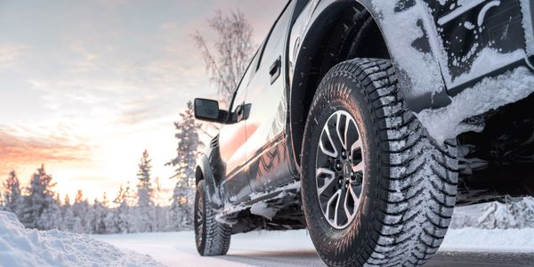Nokian says the Hakkapeliitta LT3 features the world's first stainless steel studs, which...