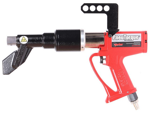 Norbar Has Lightweight Pneumatic Wheel Bolting Tool