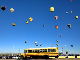 Also Noteworthy: Reuben Apodaca of Albuquerque (N.M.) Public Schools shared this photo of his...
