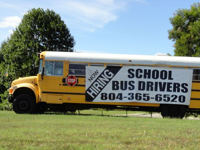 How school bus driver shortage is linked to unemployment