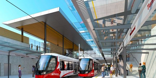 Joint venture wins award for design of Ottawa's Confederation Line