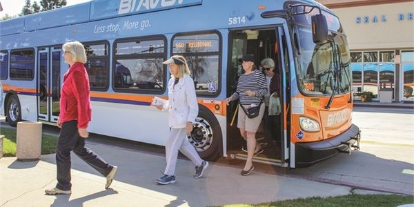 OCTA operates more than 500 buses in the regular OC Bus system across Orange County. OCTA
