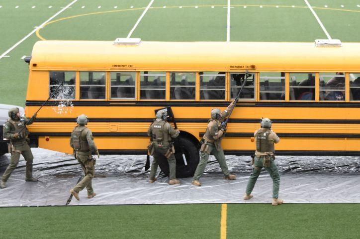 Oregon Workshop Targets School Bus Security Training