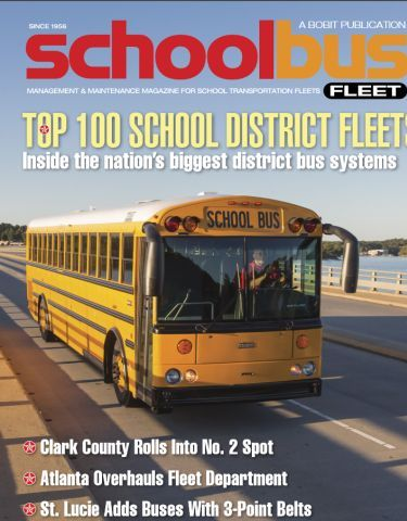 Top 100 School District Fleets of 2017