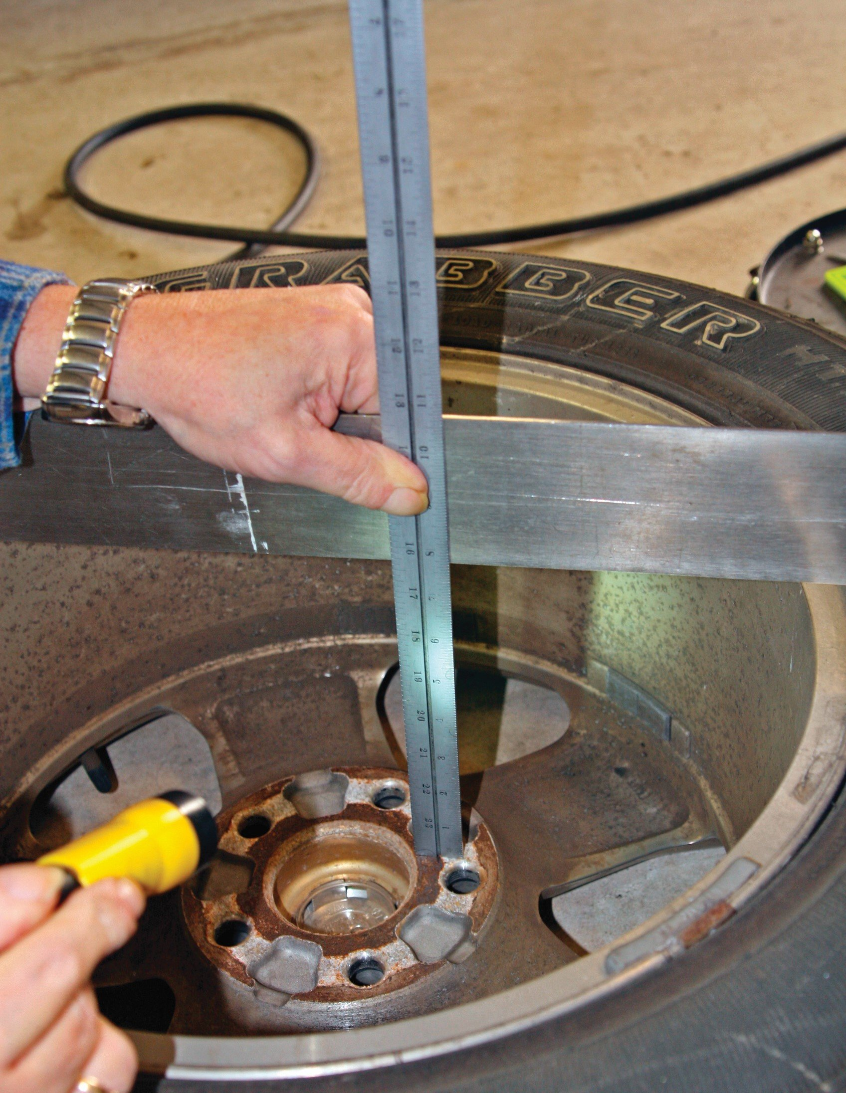 Wheel Offset Basics