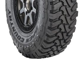Toyo's Newest Open Country Tire Is for Side-by-Side Vehicles