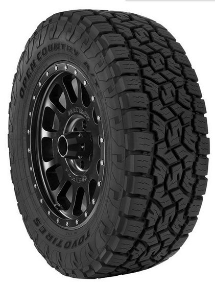 Toyo Releases Open Country III A/T