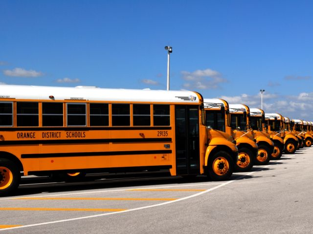 District runs more than 1,200 school buses on biodiesel